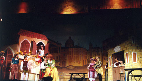 Kiss Me Kate - Musical Theatre Southwest