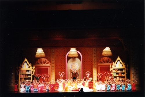 The King and I - Popejoy Hall