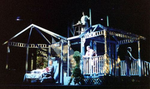 The Miracle Worker - Albuquerque Little Theatre